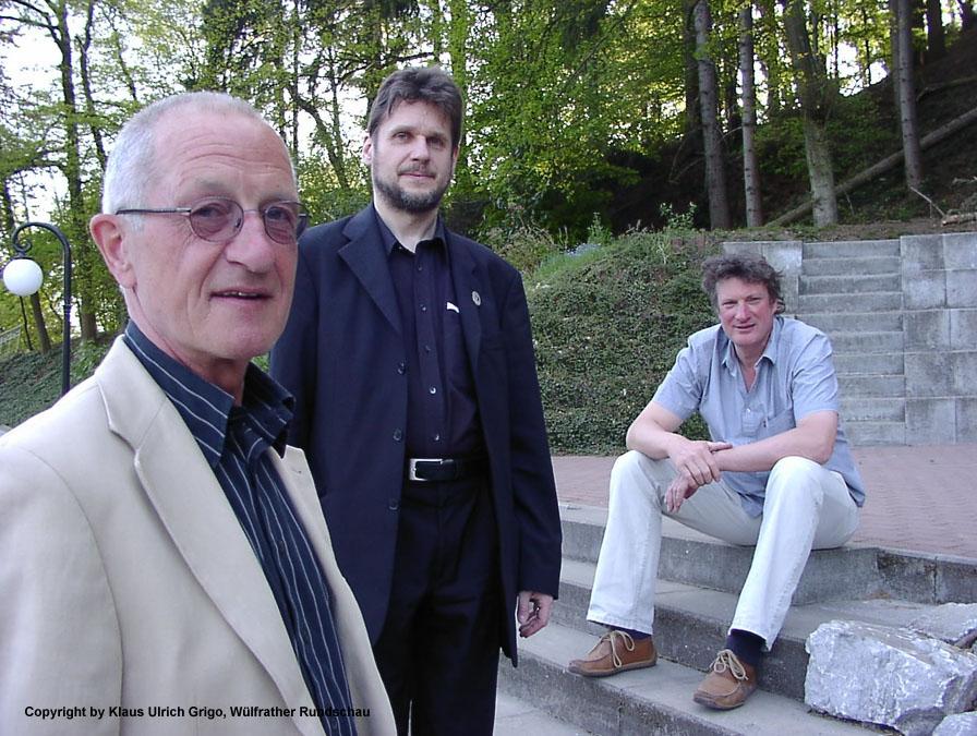 Ali Claudi Trio